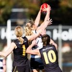 2020 Women's round 5 vs Glenelg