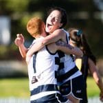 2020 Women's round 8 vs Glenelg