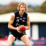 2020 Under 18s round 7 vs Norwood