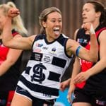 2020 Women's preliminary final vs West Adelaide