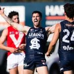 2020 Round 14 vs North Adelaide