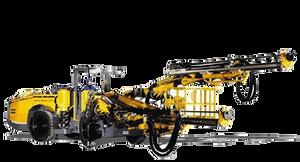 Atlas Copco face drill rig