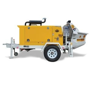 Jacon S45 trailer pump