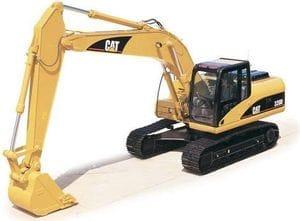 Cat 320DL excavator