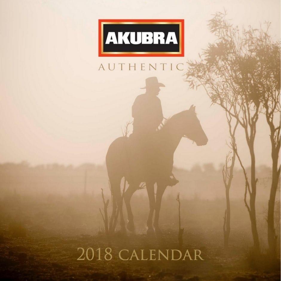 Akubra Calendar 2018