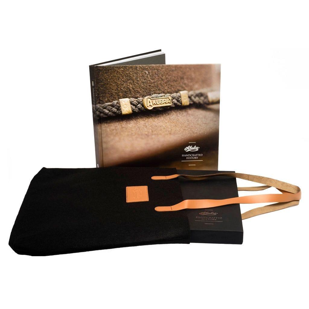 Akubra - Handcrafted History Book + 2018 Calendar & Felt Bag