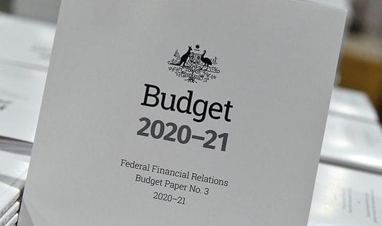 Chamber applauds Federal Government budget
