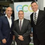 June 2017 Speed Networking with Gorden Tallis and James Frizelle's Robina Hyundai