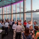 October 2017 Twilight Networking at SkyPoint Observation Deck, Q1