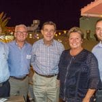 April 2018 Twilight Networking hosted by The Island Rooftop