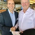 Breakfast with Guest Speaker Terry Morris at Kurrawa Surf Club