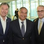 July Business Breakfast with Guest Speaker Mayor Tom Tate