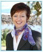 Kelly Zirilli, Burleigh Heads vice president of Gold Coast Central Chamber of Commerce