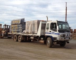 RGR Road Haulage has a fleet of 40 prime movers