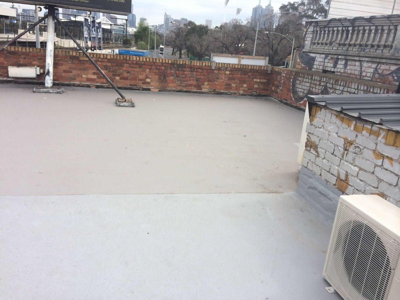 Rooftops waterproofed | SCR Melbourne