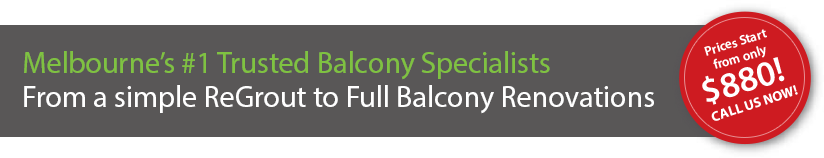 Leaking Shower & Balcony Specialists | SCR Melbourne