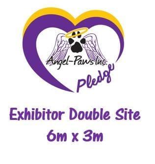 The Pledge Exhibitor Site 6m x 3m