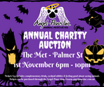 Angel-Paws Charity Auction Tickets