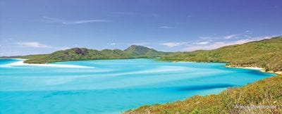 Hill Inlet, Whitsunday Island - put yourself in the picture and book today!