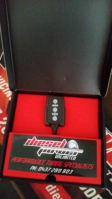 Diesel Power Unlimited's pedal modules