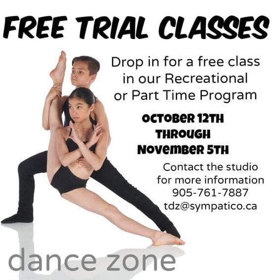 Free Trial Classes!!!