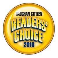 Reader's Choice Award 2016