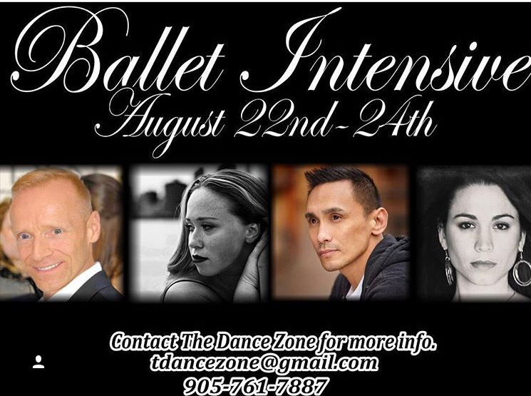The Ballet Intensive