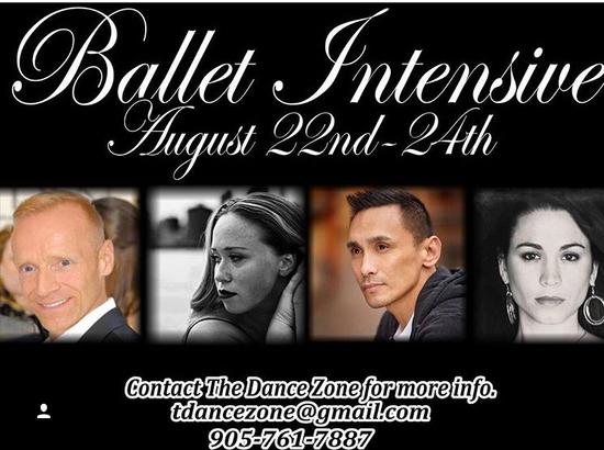 The Ballet Intensive