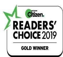 Vaughan Readers' Choice 2019