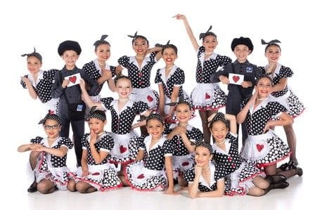 Register your child for dance lessons at The Dance Zone Vaughan