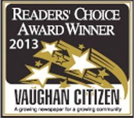 The Dance Zone readers choice award 2013 for best dance studio Vaughan