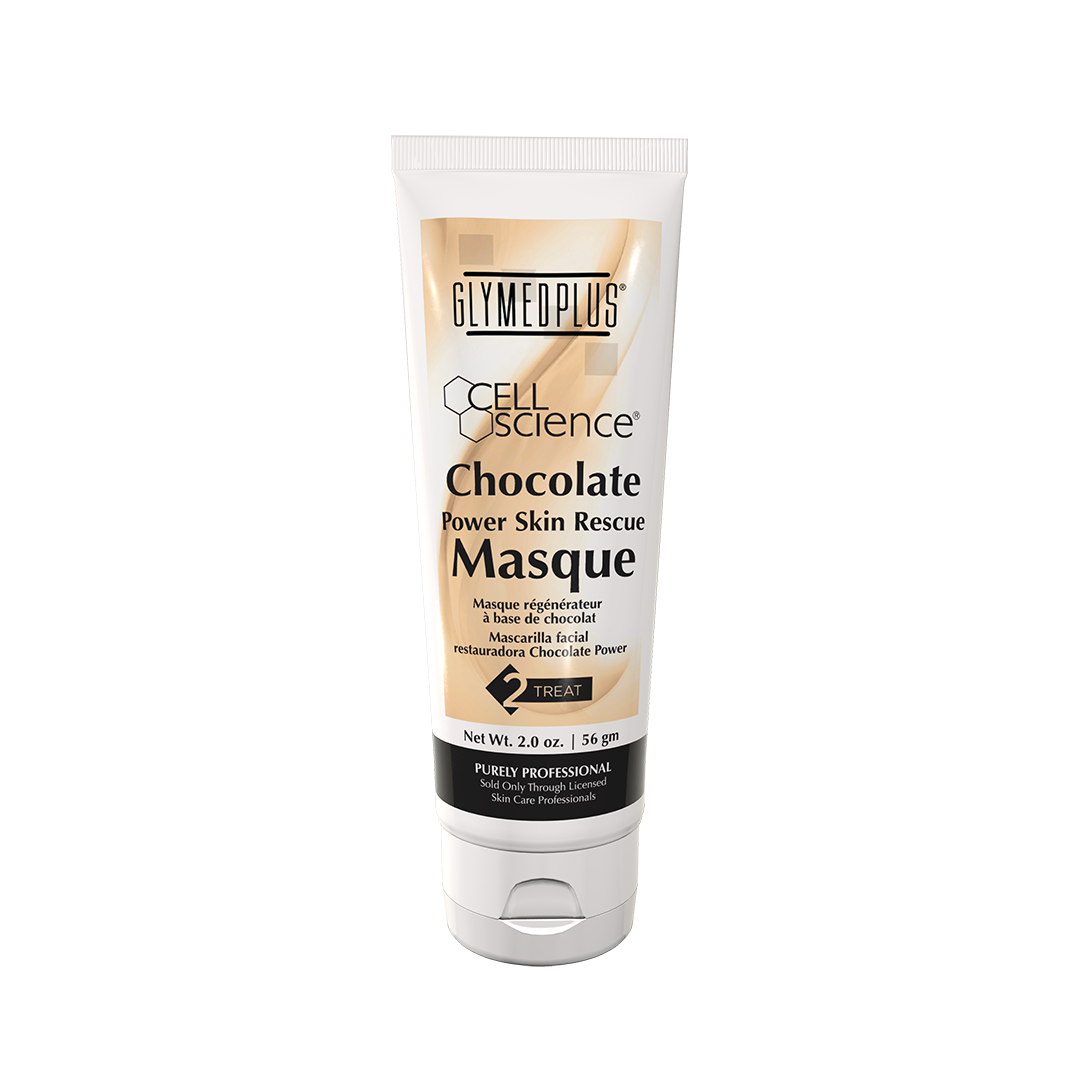 Chocolate Power Skin Rescue Masque