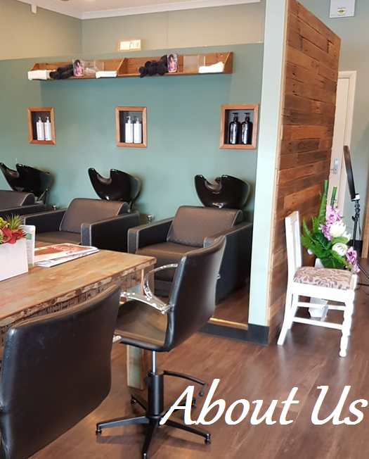 Park Hair Salon - About Us