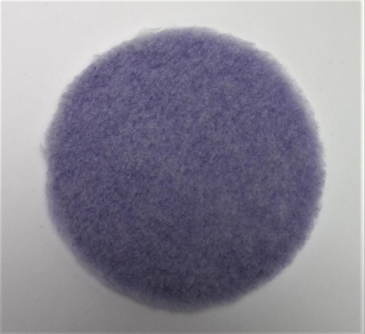 Purple Foamed Wool Wool Pad Bloomco Canada