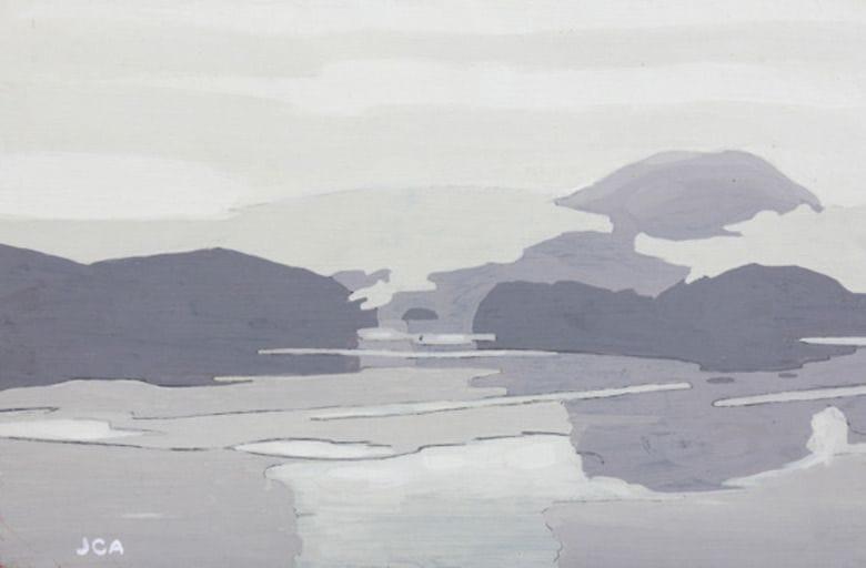 Morning Mist - Cordero Channel