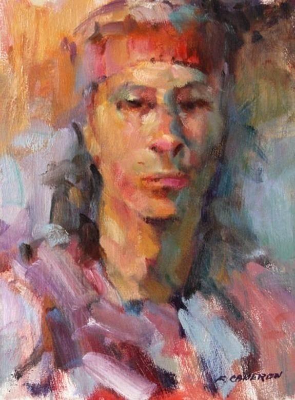 Navajo Portrait