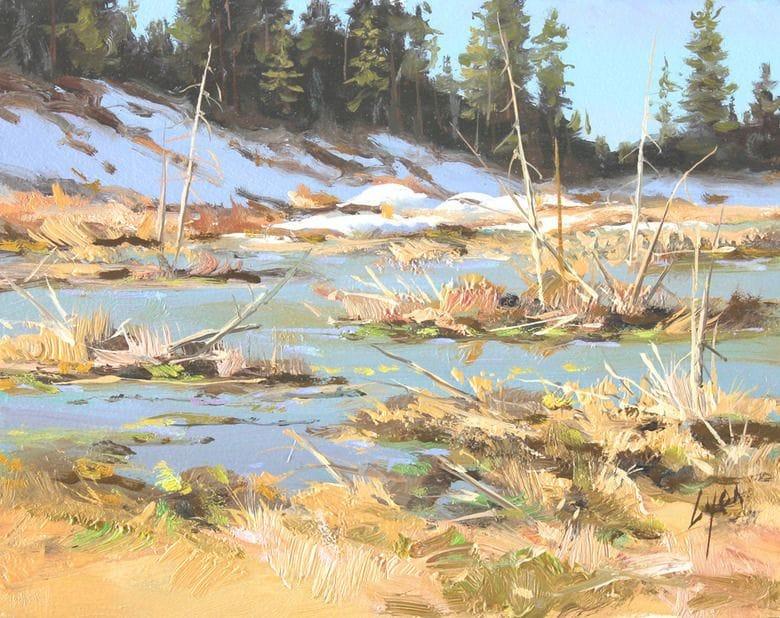 Alberta Spring