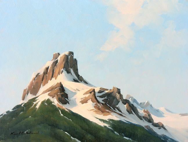 Cornet Peak