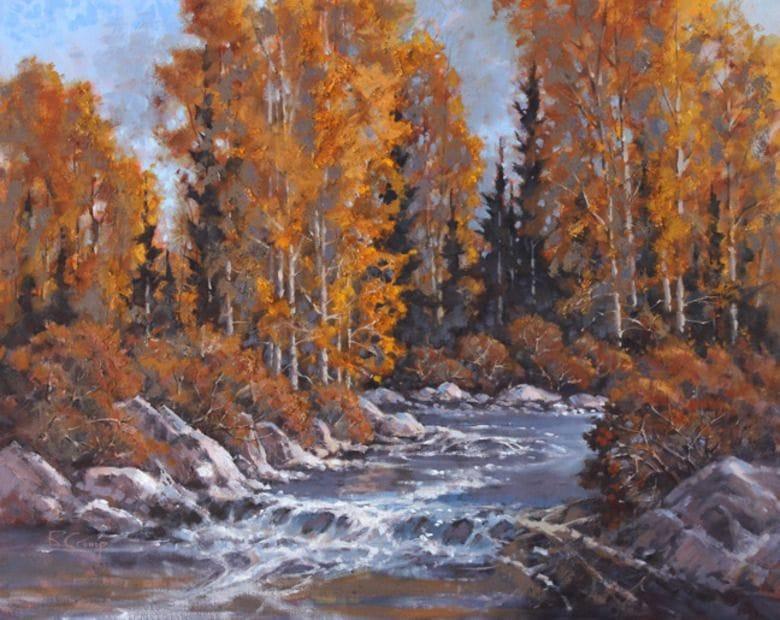 October Gold, Crowsnest