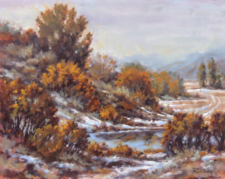 Early Snow, Bragg Creek