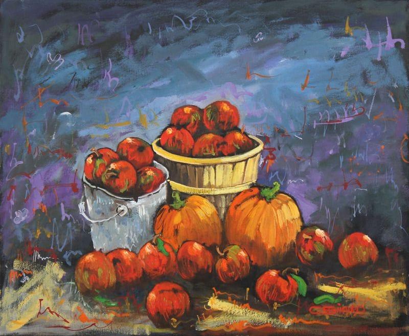 Les Pommes de Mont St. Hiliaire
