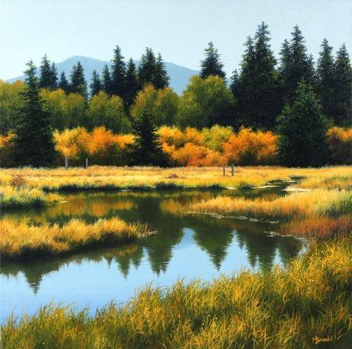 October Marsh
