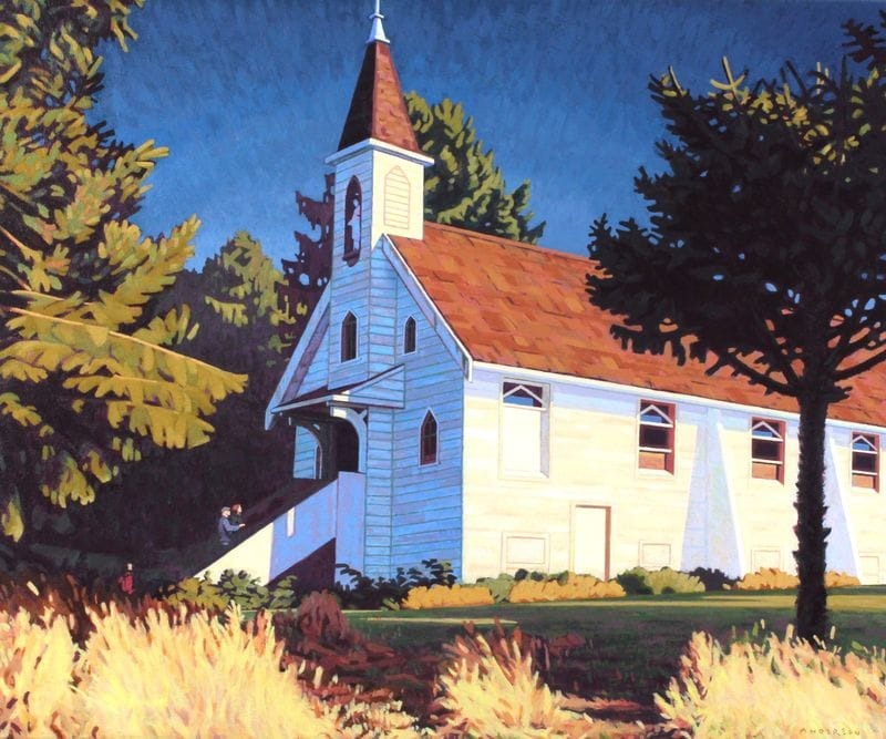 Nootka Church