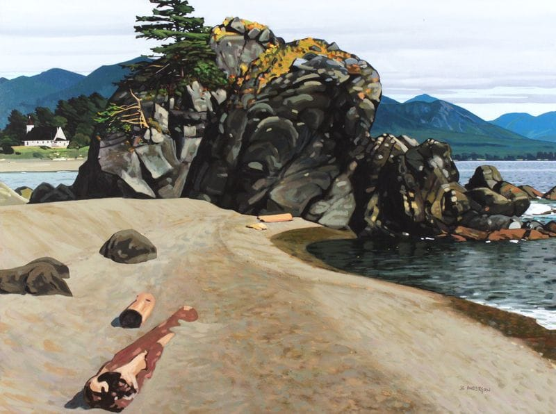 Pinnacle Rock - Nootka Sound