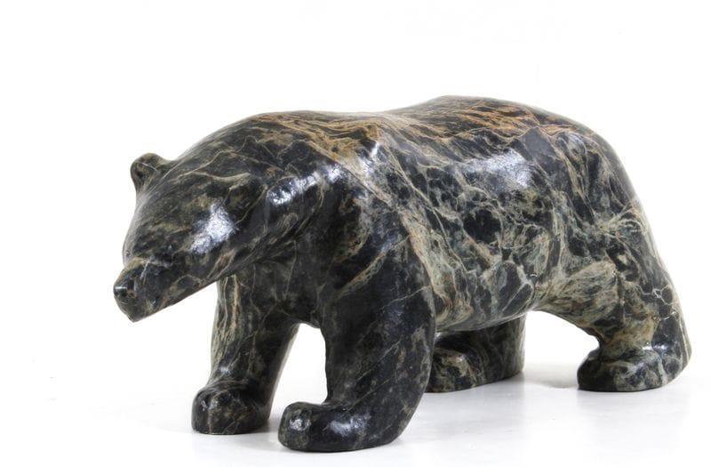 Medium Green Bear MT1335