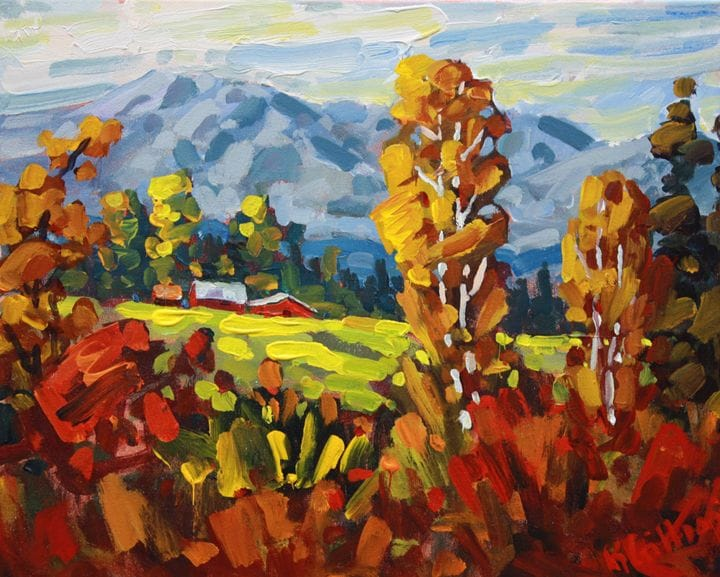 Foothills Meadow