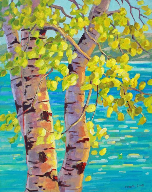 Spring Birch