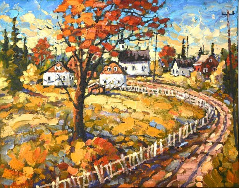 Nova Scotia Colours