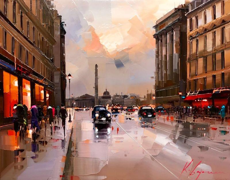 Rue Royal, Paris