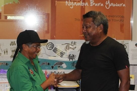 Appointment of Peter Yu as Yawuru CEO